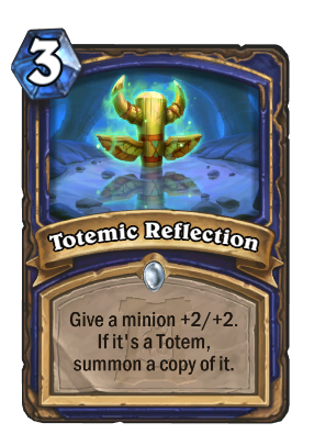 Totemic Reflection Card Image