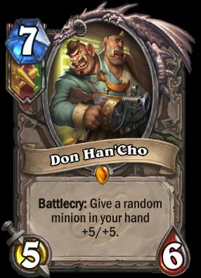 Don Han'Cho Card Image