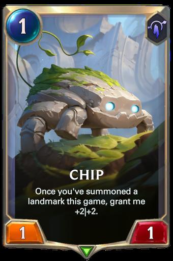 Chip Card Image