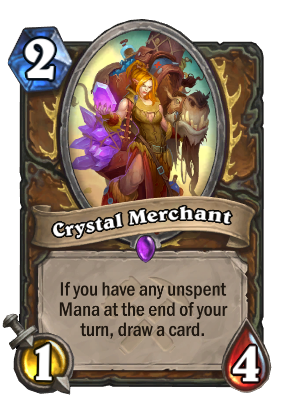 Crystal Merchant Card Image