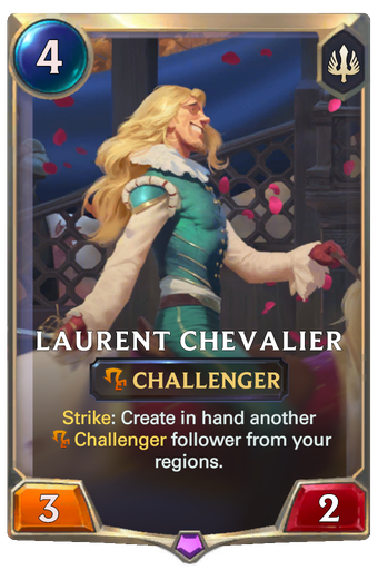 Laurent Chevalier Card Image
