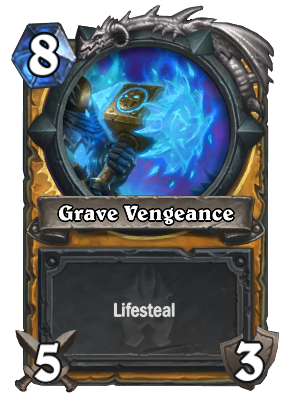 Grave Vengeance Card Image