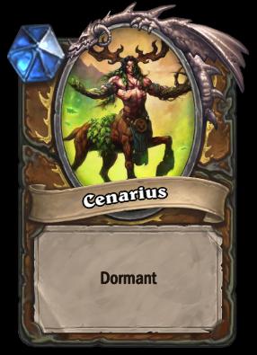 Cenarius Card Image