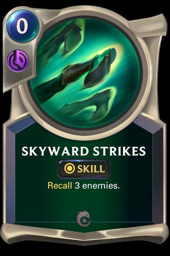 Skyward Strikes Card Image