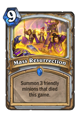 Mass Resurrection Card Image