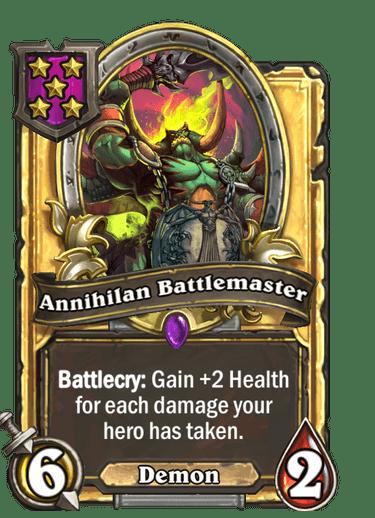 Annihilan Battlemaster Card Image