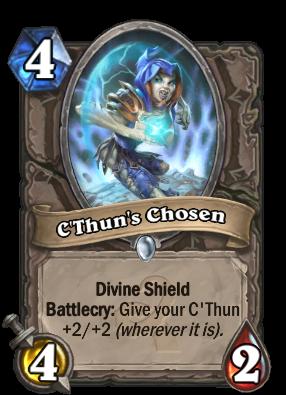C'Thun's Chosen Card Image