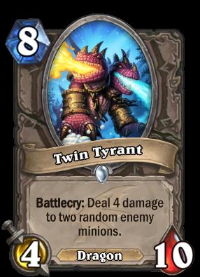 Twin Tyrant Card Image