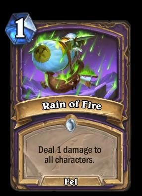Rain of Fire Card Image