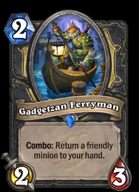 Gadgetzan Ferryman Card Image