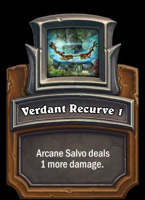 Verdant Recurve 1 Card Image
