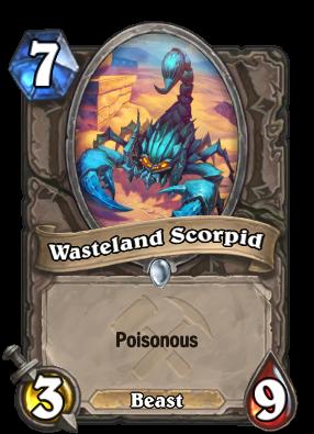 Wasteland Scorpid Card Image