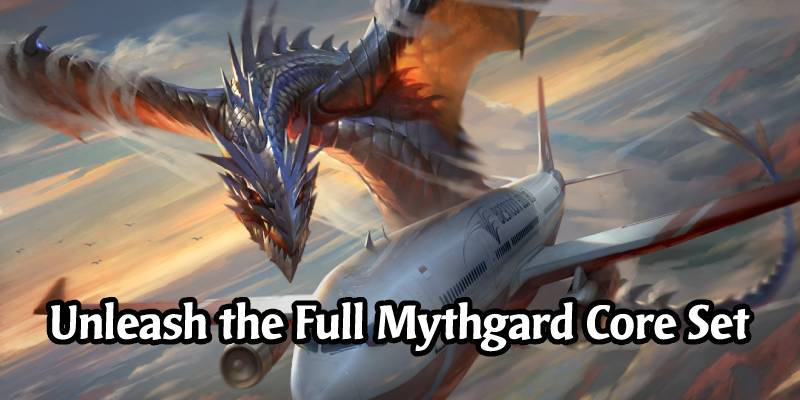 Get the Full Oberos Faction And Complete Mythgard's Core Set For Free With This Code