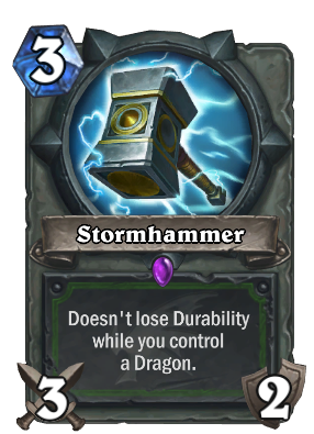 Stormhammer Card Image