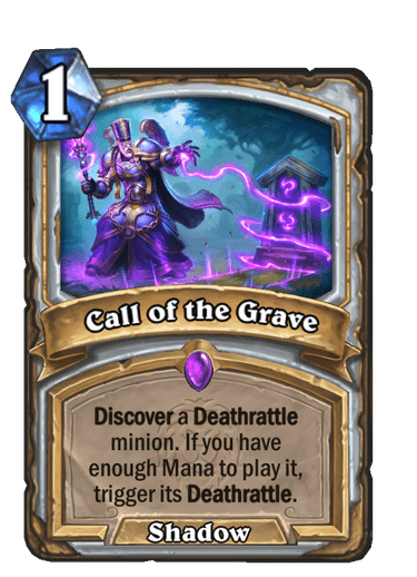Call of the Grave Card Image