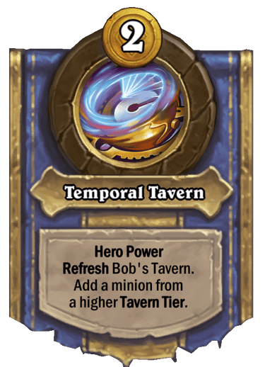 Temporal Tavern Card Image