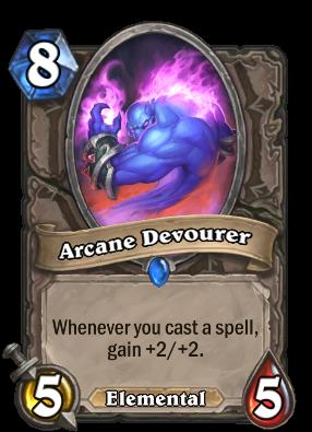 Arcane Devourer Card Image