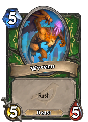Wyvern Card Image