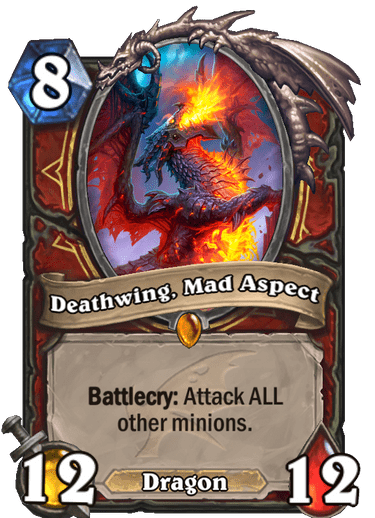 Deathwing, Mad Aspect Card Image