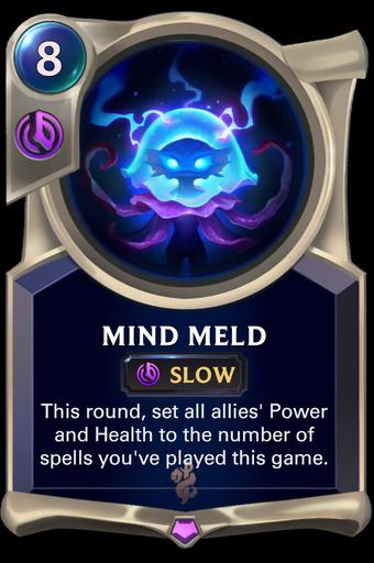 Mind Meld Card Image