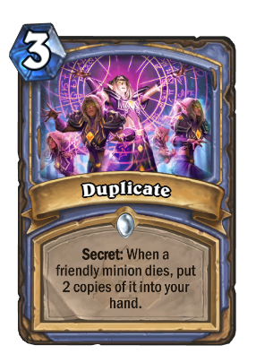 Duplicate Card Image