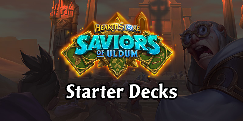 Uldum Essentials - Starter Decks for Curious Adventurers
