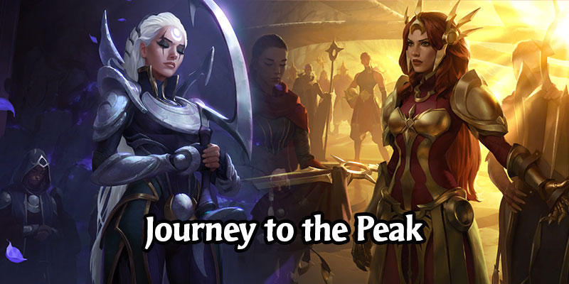 What You Need to Know about the New Runeterra Lab, Journey to the Peak