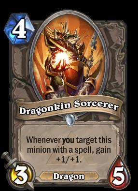Dragonkin Sorcerer Card Image