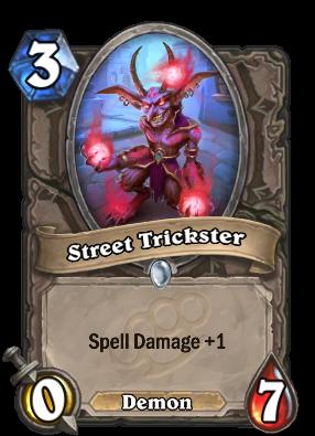 Street Trickster Card Image