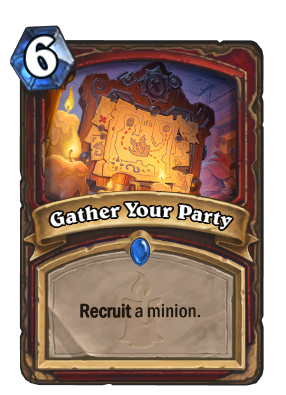 Gather Your Party Card Image