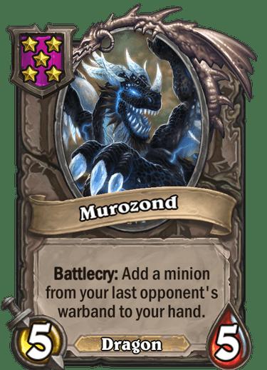 Murozond Card Image