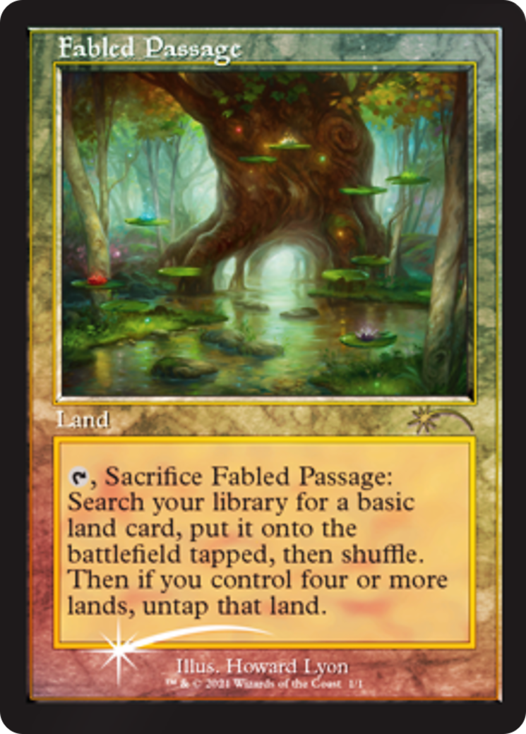 Fabled Passage Card Image