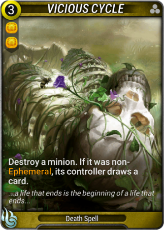 Vicious Cycle Card Image