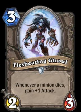 Flesheating Ghoul Card Image