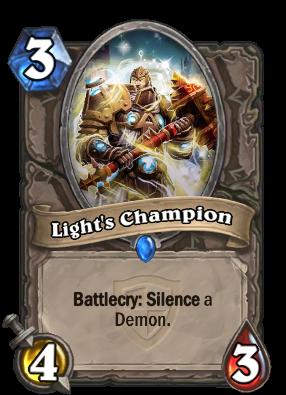 Light's Champion Card Image