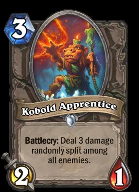Kobold Apprentice Card Image