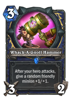 Whack-A-Gnoll Hammer Card Image