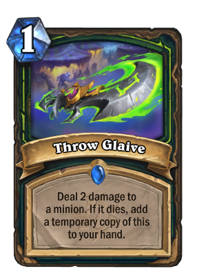 Throw Glaive Card Image