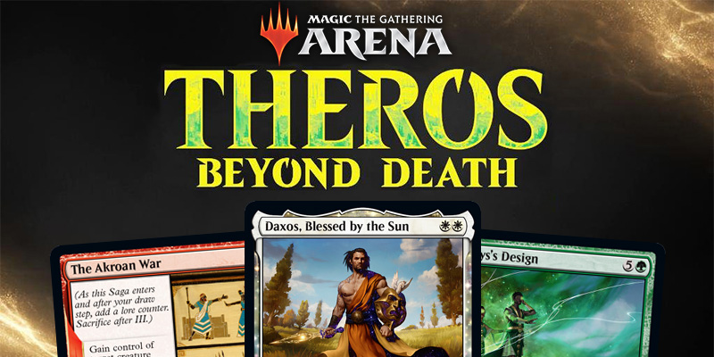 Theros: Beyond Death Card Spoilers for December 12 + Mechanics Preview