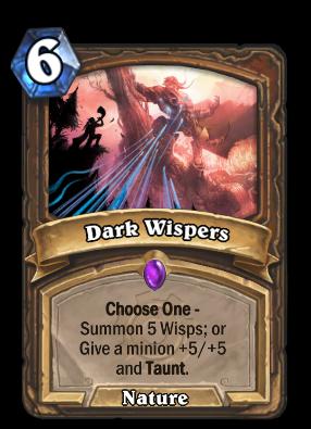 Dark Wispers Card Image