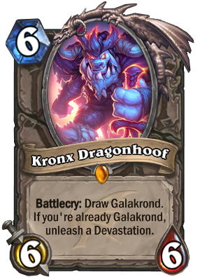 Kronx Dragonhoof Card Image