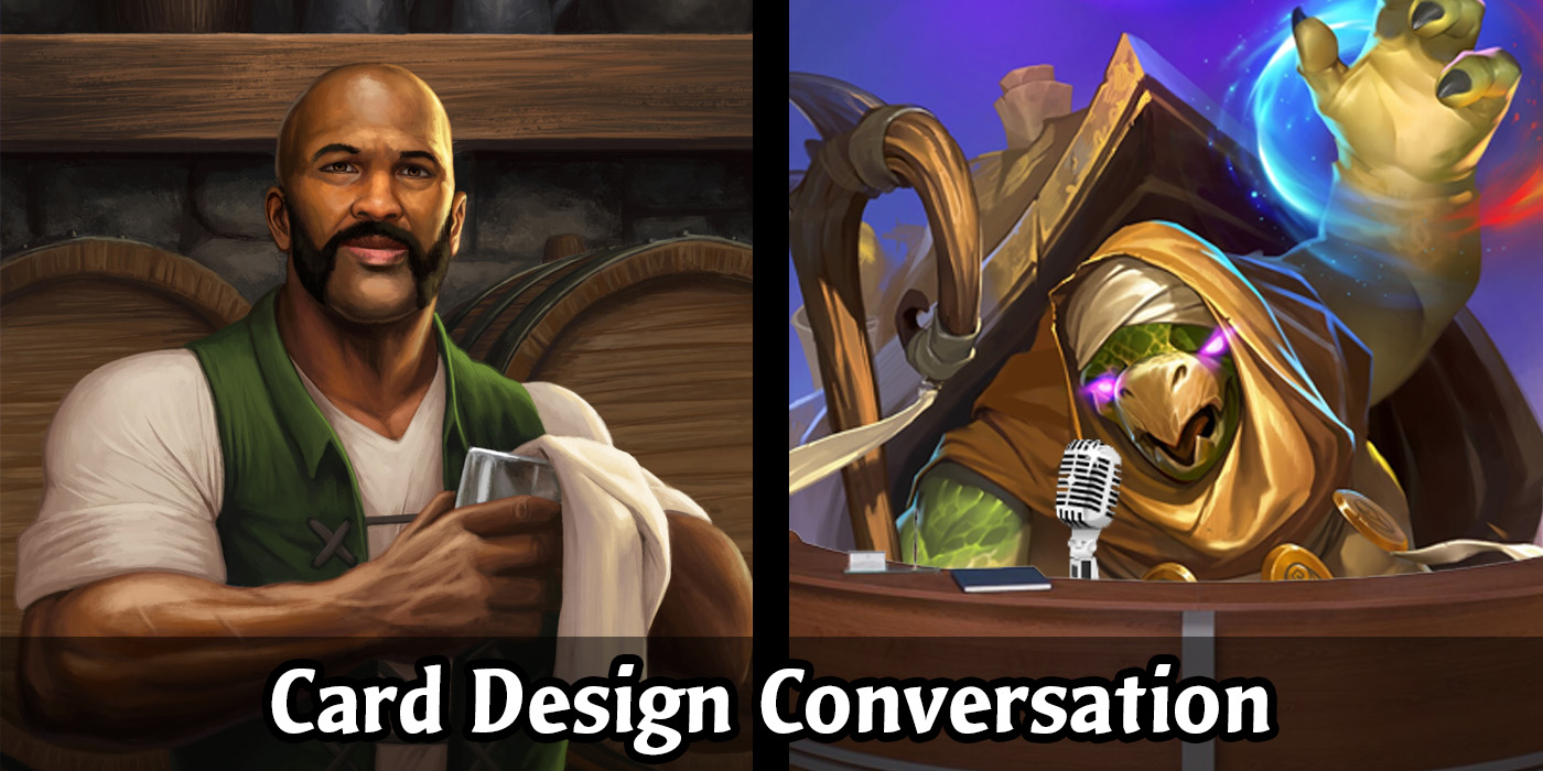 Card Design Conversation - Returning Champion