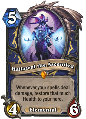 Hallazeal the Ascended Card Image