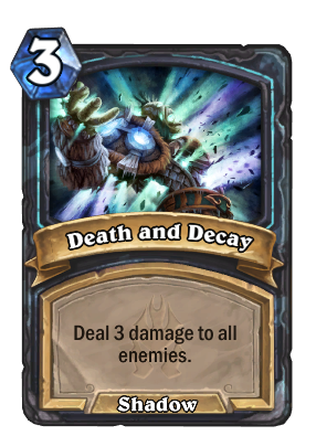 Death and Decay Card Image