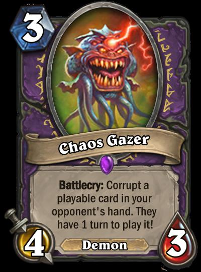 Chaos Gazer Card Image