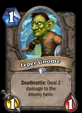 (1) Leper Gnome