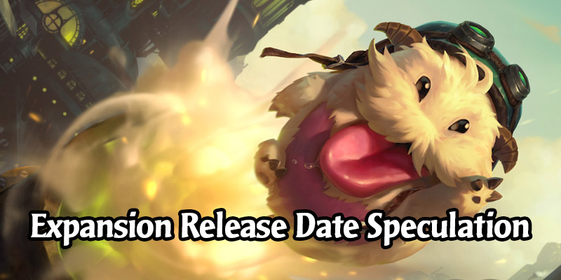 Did Riot Just Hint at the Release Date for the Next Runeterra Expansion?
