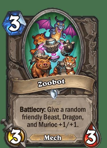 (3) Zoobot