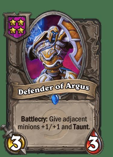 Defender of Argus Card Image