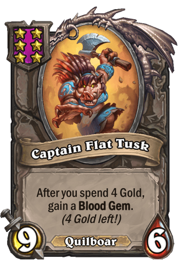 Captain Flat Tusk Card Image
